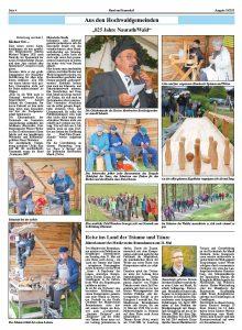 825 Jahre Naurath/Wald - Festakt-Bericht in RUH