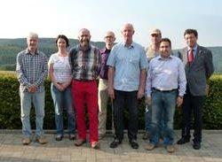 Zusammensetzung des Gemeinderates Naurath/Wald am 10.07.2014