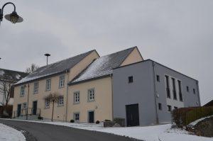 Das Bürgerhaus von Naurath/Wald-Hochwald-Nationalparkregion