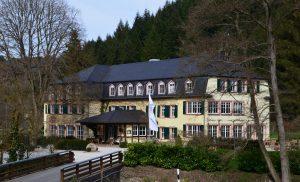 Sternerestaurant Rüssels Landhaus in Naurath/Wald