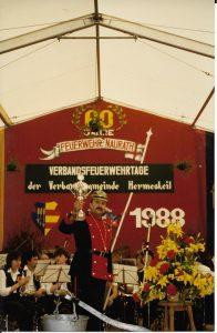 60 Jahre Freiwillige Feuerwehr Naurath/Wald 1888
