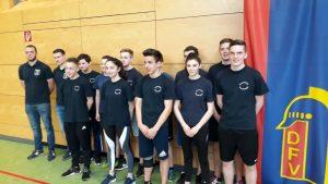 3. Platz Kreis-Völkerballturnier der Jugendwehren 2018 - Naurath/Wald