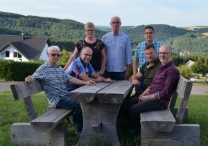 Edgar Klassen, Annette Dixius-Klassen, Peter Meyer, Werner Weber, Dirk Nabakowski, Rainer Stüber, Norbert Hoff