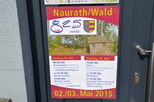 825-Jahre-Naurath/Wald-Historische-Stände
