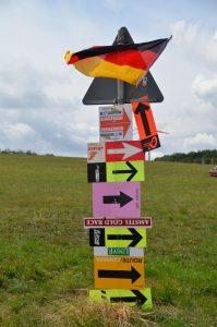 Deutschlandtour 2018 in Naurath-Wald - Hochwald - Nationalparkregion