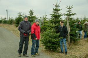 Weihnachtsbaumverkauf Naurath-Wald